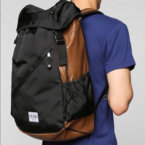 85d134884a9d Flud Other - Flud Premium Ostrich Tech Backpack